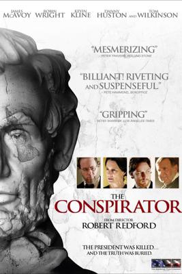 Robert Redford - The Conspirator  artwork