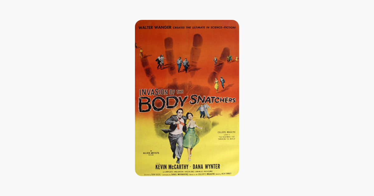 invasion of the body snatchers torrent