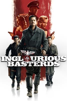 Quentin Tarantino - Inglourious Basterds  artwork