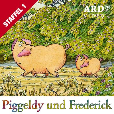 Piggeldy und Frederick, Staffel 1 - Piggeldy und Frederick