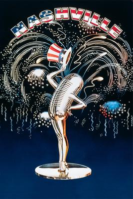 Robert Altman - Nashville  artwork