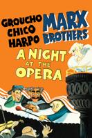 Sam Wood - A Night At the Opera artwork