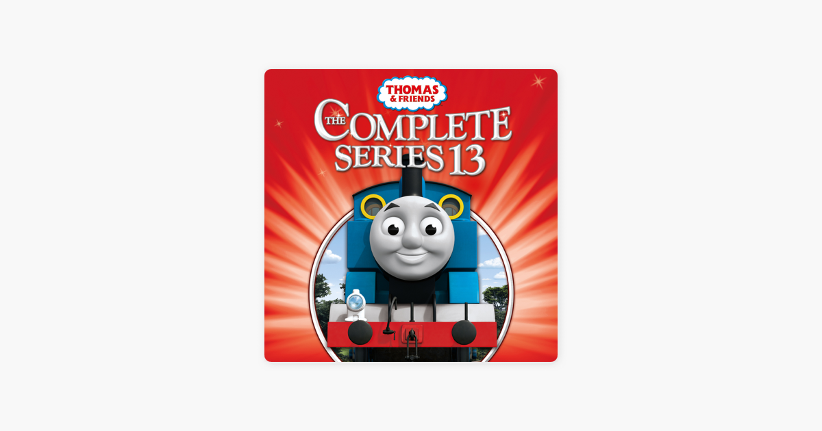 Thomas & Friends, Series 13 on iTunes