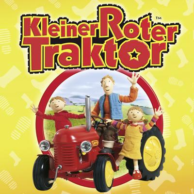 Kleiner Roter Traktor, Staffel 1 - Kleiner Roter Traktor