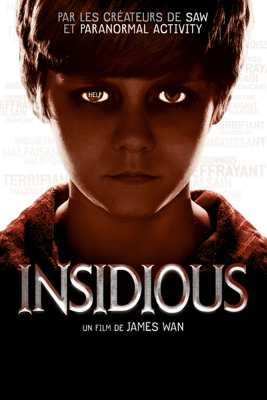 James Wan - Insidious (VF) illustration