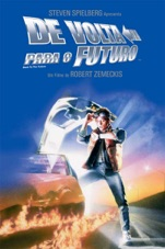 Capa do filme De Volta Para o Futuro