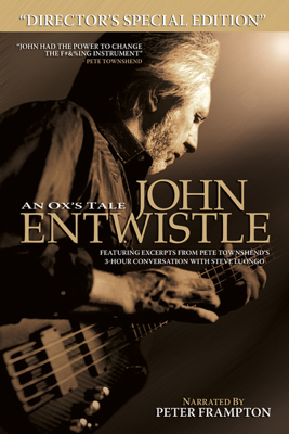 John Entwistle, Pete Townshend, Roger Daltrey, Keith Moon, Chris Stamp, Queenie Johns, Chris Entwistle, The Who & The John Entwistle Band - John Entwistle: An Ox's Tale Grafik