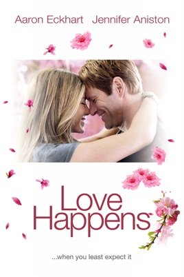 Poster of Love Happens 2009 Full Hindi Dual Audio Movie Download BluRay 720p