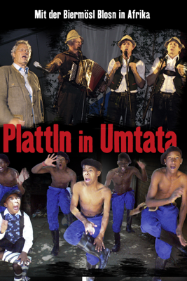 Peter Heller - Plattln in Umtata - Mit der Biermösl Blosn in Afrika Grafik