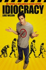 Capa do filme Idiocracy