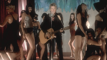 Rod Stewart Ooh La La music review