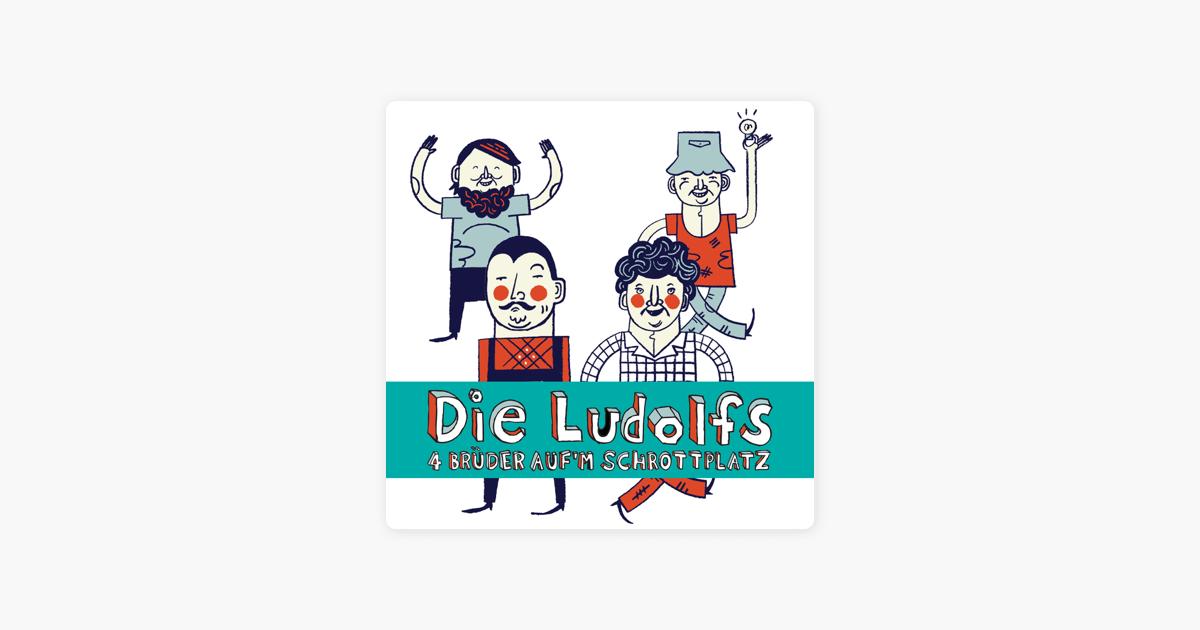 Die Ludolfs 4 Brüder Aufm Schrottplatz Staffel 1