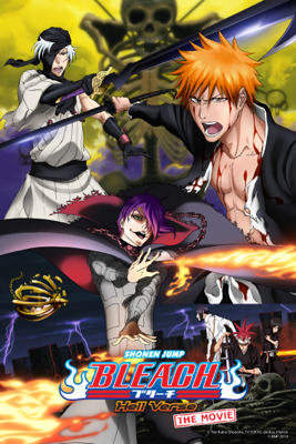 Noriyuki Abe - Bleach the Movie: Hell Verse  artwork