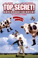 Capa do filme Top Secret! Superconfidencial