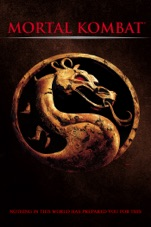 Capa do filme Mortal Kombat (1995)