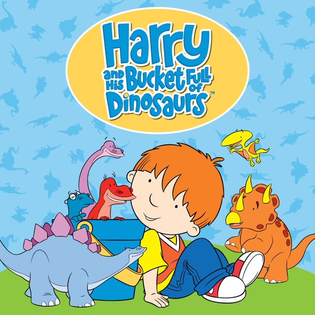Image result for harry and a bucketful of dinosaurs