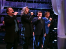 Where No One Stands Alone (feat. Gaither Vocal Band) [Live] - Bill & Gloria Gaither