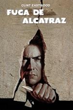Capa do filme Fuga de Alcatraz