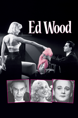 Ed Wood Movie Synopsis, Reviews