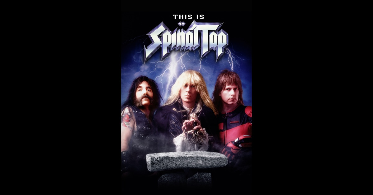this is spinal tap on itunes. Black Bedroom Furniture Sets. Home Design Ideas