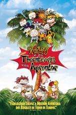 Capa do filme Os Rugrats e os Thornberrys vão Aprontar (Dublado)