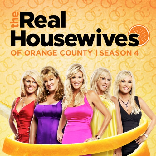 The Real Housewives of Orange County, Season 4 movie poster