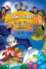 Capa do filme Tom & Jerry: Sherlock Holmes (Dublado)
