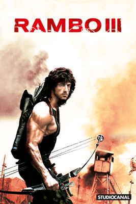 Peter MacDonald - Rambo III illustration