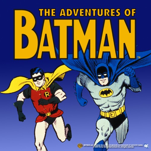 The Adventures of Batman, The Complete Series image
