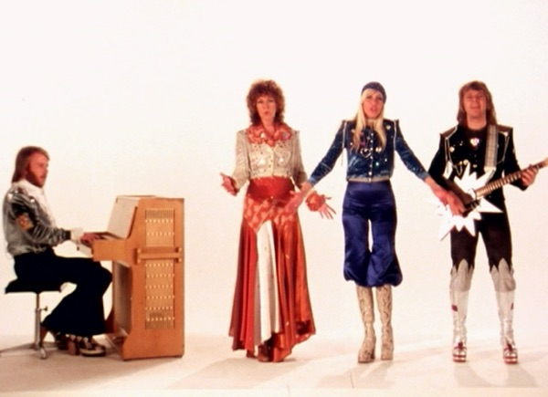 ABBA -  music video wiki, reviews