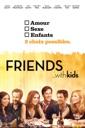 Affiche du film Friends...with Kids (VOST)