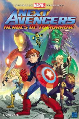 Gary Hartle & Jay Oliva - Next Avengers - Heroes of Tomorrow Grafik