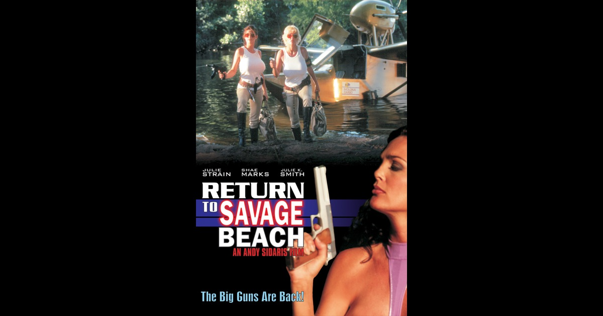 Return to Savage Beach on iTunes