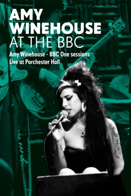 LIVE PORCHESTER WINEHOUSE AMY BAIXAR AT HALL
