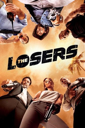 The Losers movie poster