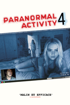 Ariel Schulman & Henry Joost - Paranormal Activity 4 illustration