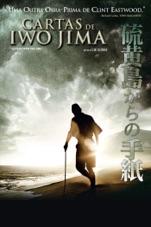 Capa do filme Cartas de Iwo Jima