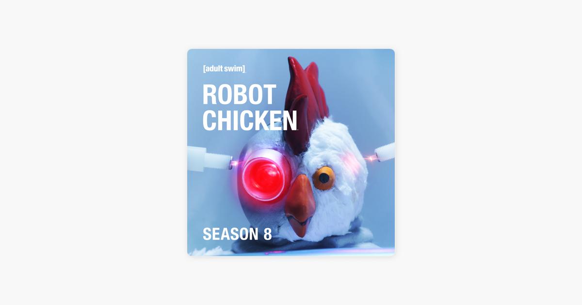 robot chicken secret of the flushed footlong