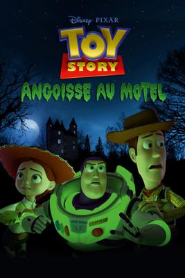 Pixar - Toy Story - Angoisse au Motel illustration