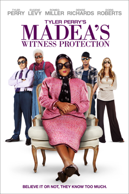 Tyler Perry - Tyler Perry's Madea's Witness Protection  artwork
