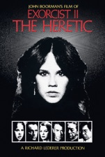 Capa do filme O Exorcista 2 - O Herege (The Exorcist II: The Heretic)