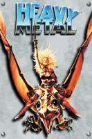 Gerald Potterton - Heavy Metal artwork