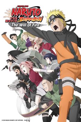 Naruto Shippuden the Movie: The Will of Fire - Masahiko Murata