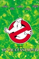 Capa do filme Os Caça-Fantasmas