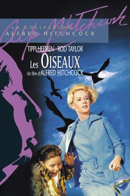 Alfred Hitchcock - Les oiseaux illustration
