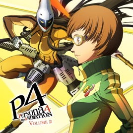 Persona 4: The Animation, Vol  2