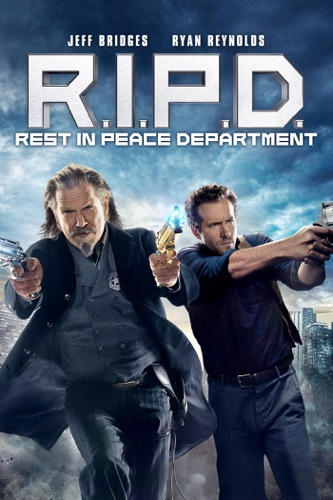 R.I.P.D. movie poster