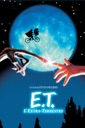 Affiche du film E.T. : L\'Extra-Terrestre (E.T.: The Extra-Terrestrial)
