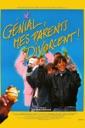 Affiche du film Génial, mes parents divorcent!