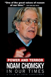 Power And Terror Noam Chomsky In Our Times